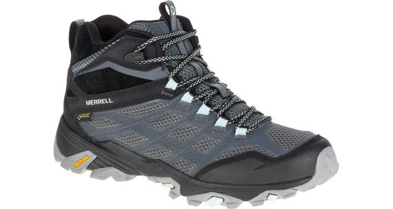 Merrell Moab FST Mid GTX Shoes Women granite